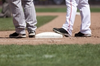 Red Sox Pitcher Sprains Ankle